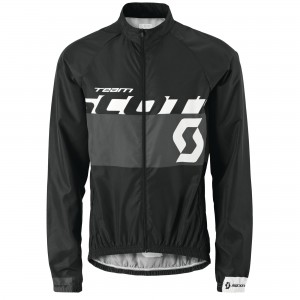 SCOTT BIKE JACKET WB RC TEAM 2015 BLACK/DARK GREY