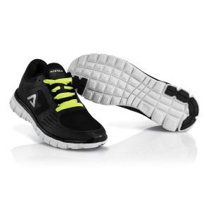 ACERBIS SCARPE RUNNING CORPORATE NERO