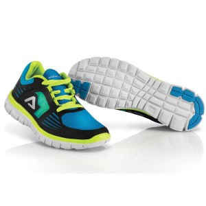 ACERBIS CORPORATE RUNNING SHOES BLACK/BLUE