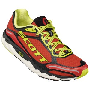 SCOTT RUNNING SHOE 2014 eRIDE AF TRAINER 2.0 RED/GREEN