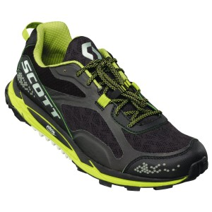 SCOTT RUNNING SHOE 2014 eRIDE GRIP 3.0 BLACK/GREEN