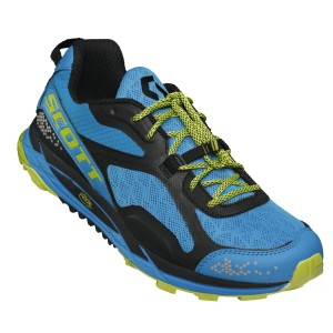 SCOTT RUNNING SHOE 2014 eRIDE GRIP 3.0 BLUE/GREEN