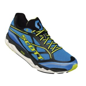 SCOTT RUNNING SHOES 2014 eRIDE AF SUPPORT 2.0 BLUE/GREEN