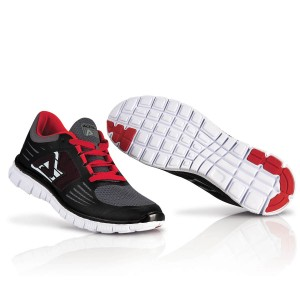 ACERBIS SCARPE RUNNING CORPORATE BLACK/RED