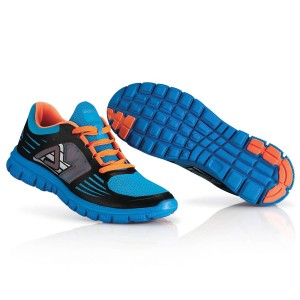 ACERBIS SCARPE RUNNING CORPORATE ORANGE/BLUE