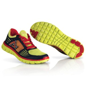 ACERBIS SCARPE RUNNING CORPORATE YELLOW/RED