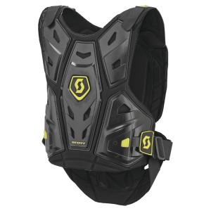 SCOTT PETTORINA OFFROAD 2016 BODY ARMOR COMMANDER BLACK/GREEN