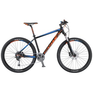 SCOTT BICI 2016 ASPECT 730 BLACK/ORANGE/BLUE TAGLIA L