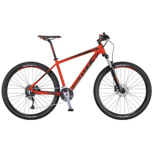 SCOTT BICI 2016 ASPECT 740 RED/BLACK TAGLIA M