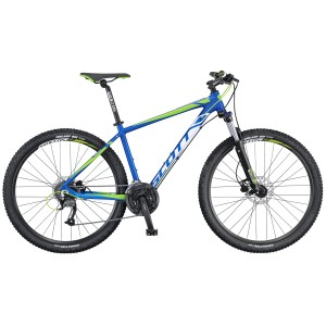 SCOTT BICI 2016 ASPECT 750 BLUE/WHITE/GREEN TAGLIA L
