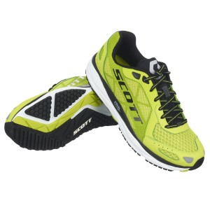 SCOTT SCARPE RUNNING 2016 PALANI TRAINER GREEN/BLACK