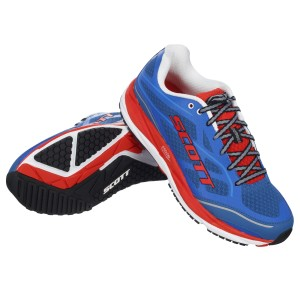 SCOTT RUNNING SHOES 2016 PALANI SUPPORT BLUE/RED