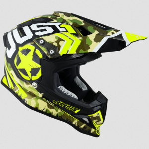 JUST1 CASCO OFFROAD 2016 J12 KOMBAT YELLOW