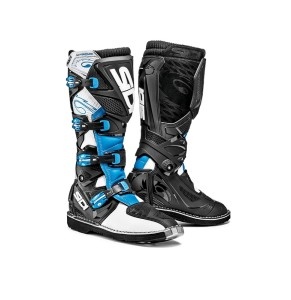 SIDI STIVALE OFFROAD XTREME 2016 WHITE/LIGHT BLUE/BLACK