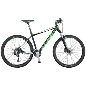 SCOTT BICI 2016 ASPECT 740 BLACK/GREEN/WHITE TAGLIA L