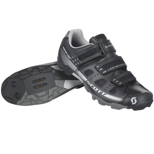 SCOTT BIKE SHOES MTB COMP BLACK