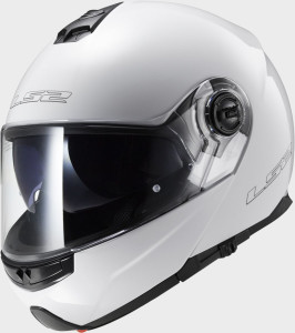 LS2 CASCO URBAN 2016 FF325 STROBE WHITE