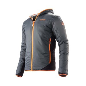 ACERBIS GUIOR JACKET 2017 GREY/FLUO ORANGE