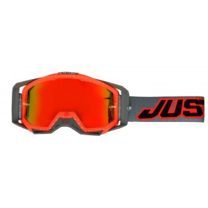 JUST1 OCCHIALI OFF ROAD IRIS MASSIVE MIRROR LENS