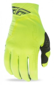 FLY OFF ROAD PRO LITE GLOVES 2017 FLUO YELLOW