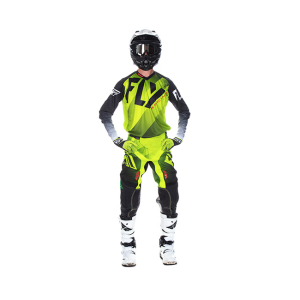 FLY COMPLETO OFF ROAD 2017 LITE HYDROGEN NERO/LIME