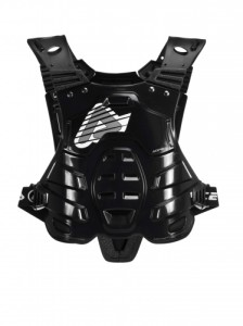ACERBIS OFF ROAD PROFILE CHEST PROTECTOR BLACK ONE SIZE