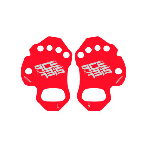 ACERBIS RED PALM PROTECTOR