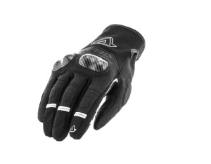 ACERBIS BLACK ADVENTURE DUAL ROAD GLOVES