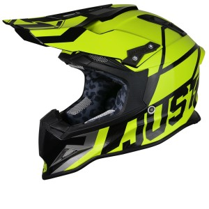 JUST1 CASCO OFF ROAD 2018 J12 UNIT YELLOW GLOSS