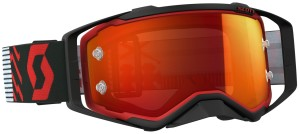 SCOTT PROSPECT GOGGLE RED/BLACK ORANGE CHROME WORKS