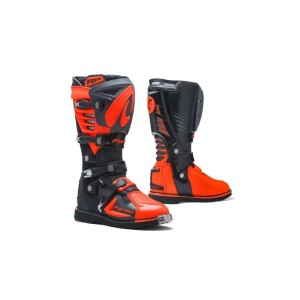 FORMA PREDATOR 2.0 OFF ROAD BOOTS 2018 BLACK/ANTHRACITE/ORANGE