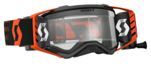 SCOTT PROSPECT WFS GOGGLE BLACK/ORANGE CLEAR WORKS