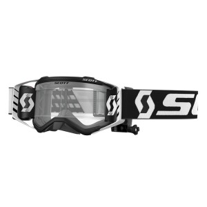 SCOTT PROSPECT WFS GOGGLE BLACK/WHITE CLEAR WORKS