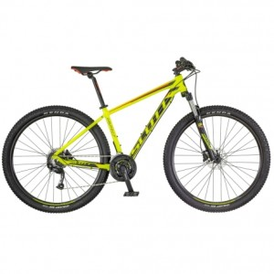 SCOTT BIKE ASPECT 750 YELLOW/RED