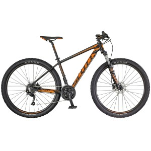 SCOTT BIKE ASPECT 750 BLACK/ORANGE