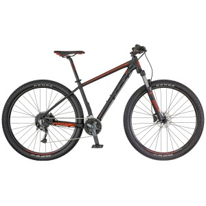 SCOTT BIKE ASPECT 940 BLACK/RED