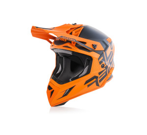 ACERBIS OFF ROAD X-PRO VTR HELMET BLACK/ORANGE