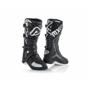 ACERBIS BLACK/WHITE OFF ROAD  X-TEAM BOOTS 2019
