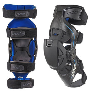 POD COUPLE ORTHOPEDIC KNEEGUARDS K8 CARBON