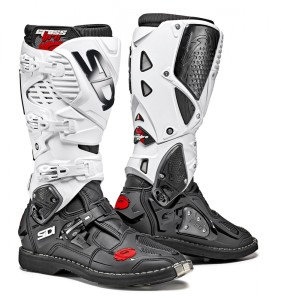 SIDI STIVALI OFF ROAD CROSSFIRE 3 NERO-BIANCO