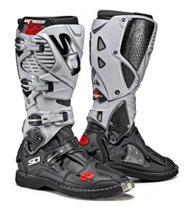 SIDI STIVALI OFF ROAD CROSSFIRE 3 NERO/CENERE