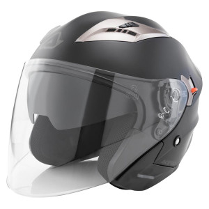 ACERBIS CASCO JET FIRSTWAY NERO