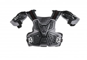 ACERBIS BLACK GRAVITY LEVEL 2 BODY ARMOUR