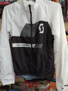 SCOTT JACKET RC TEAM 10 WB BLACK-WHITE