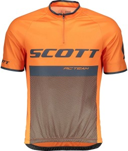 SCOTT SHIRT RC TEAM 20 S-SL ORANGE