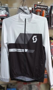 SCOTT SHIRT RC TEAM 10 S-SL BLACK- WHITE