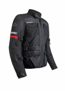 ACERBIS X-TOUR JACKET BLACK