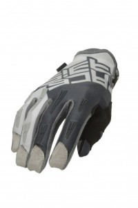 ACERBIS MX X-H GLOVES GREY-GREY