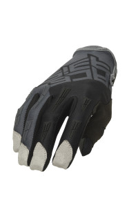ACERBIS MX X-H GLOVES GREY-BLACK