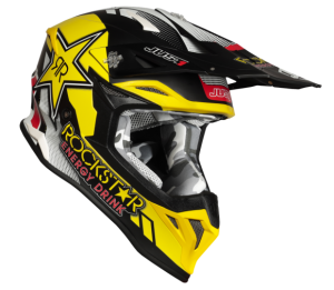 JUST1 CASCO OFFROAD J39 ROCKSTAR MATT